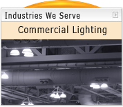 Acrylic and Plastic Commercial Lighting