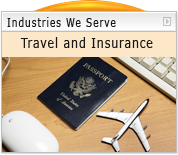 Acrylic and Plastic Travel and Insurance Industry Supplies