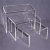 Looking for that perfect display stand or riser? We have several size risers for your display needs.