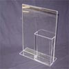 Literature/brochure display stands available in many shapes and sizes.