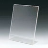 Acrylic Standard Display Easel