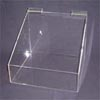 Acrylis Slatwall Display Bin Photo