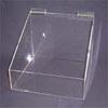 Acrylis Slatwall Display Bin Photo