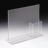 Acrylic Display Easel Photo